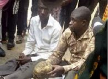 [Photo] Oyo Police Arrest 'one Million Boys' Leader, 166 Other Suspects