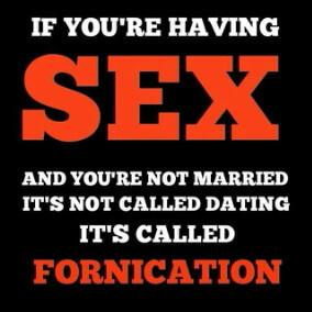 No sex before marriage is called pics 540