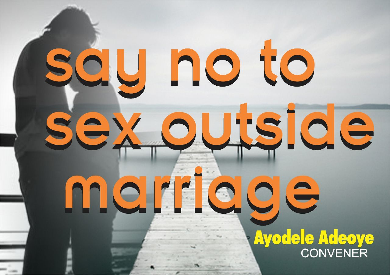 Sex outside marriage and religion