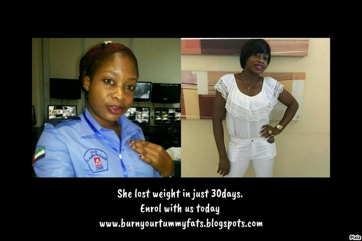 how to lose 20kg in a month