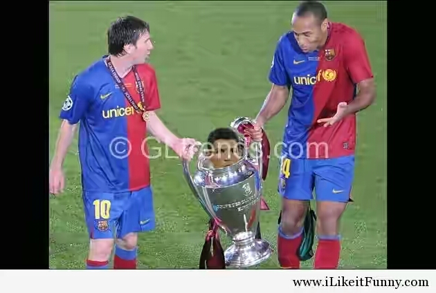 Funny Memes For Football : Funny messi and ronaldo memes european football epl uefa la