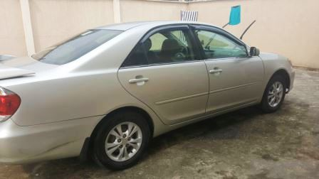clean used toyota camry 2006 model sold autos nigeria. Black Bedroom Furniture Sets. Home Design Ideas