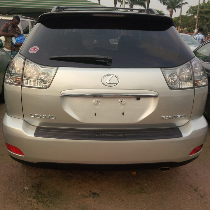 Lexus Suv 2005 For Sale: 2005 Lexus Rx330 Tokunbo For Sale Super Clean And Fresh