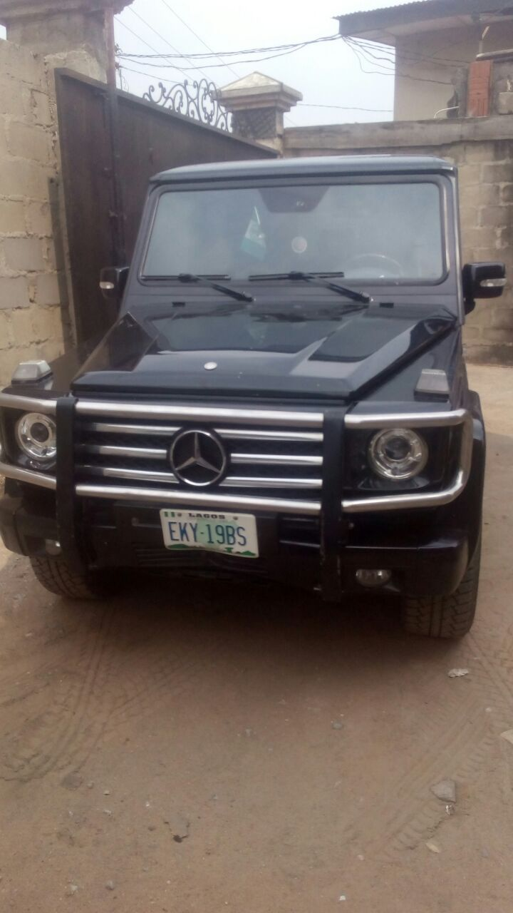 Clean mint 2003 mercedes benz g500 gwag price 9m asking a for Mercedes benz g500 price