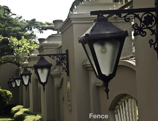 Fences And Gates In Pictures And Prices Properties Nigeria