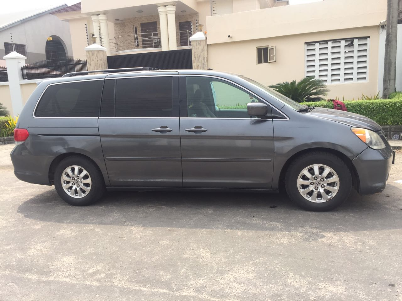 registered 2010 honda odyssey for sale autos nigeria. Black Bedroom Furniture Sets. Home Design Ideas