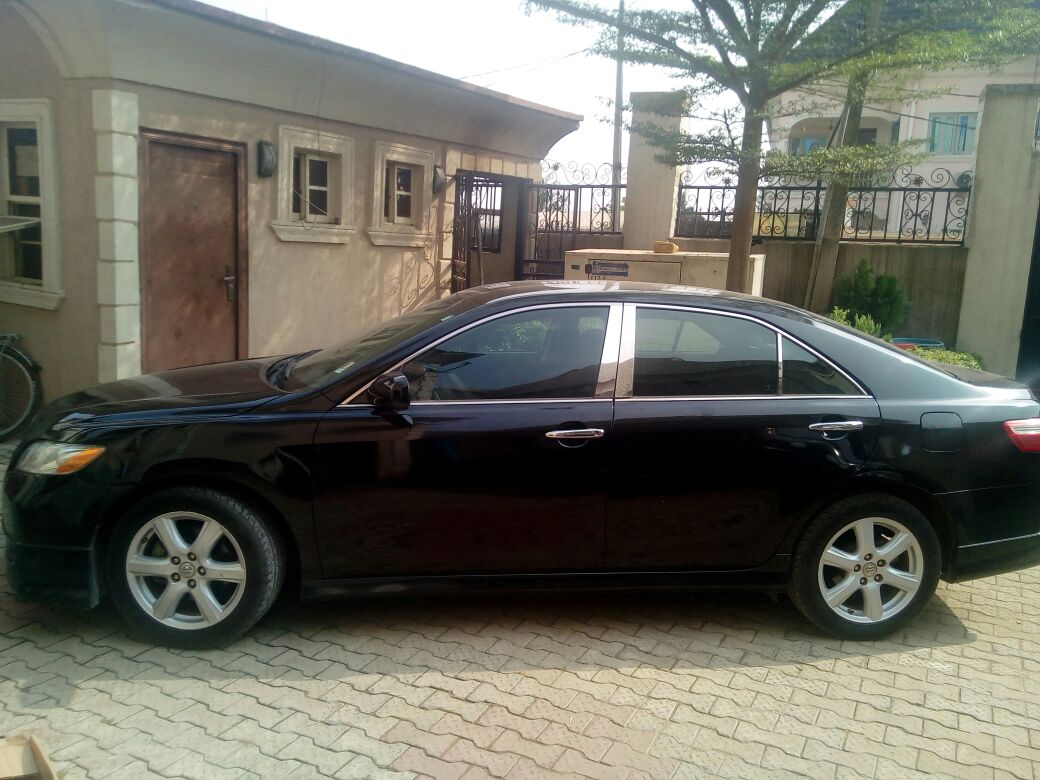 buy drive reg 2009 toyota camry sports edition for sale autos nigeria. Black Bedroom Furniture Sets. Home Design Ideas