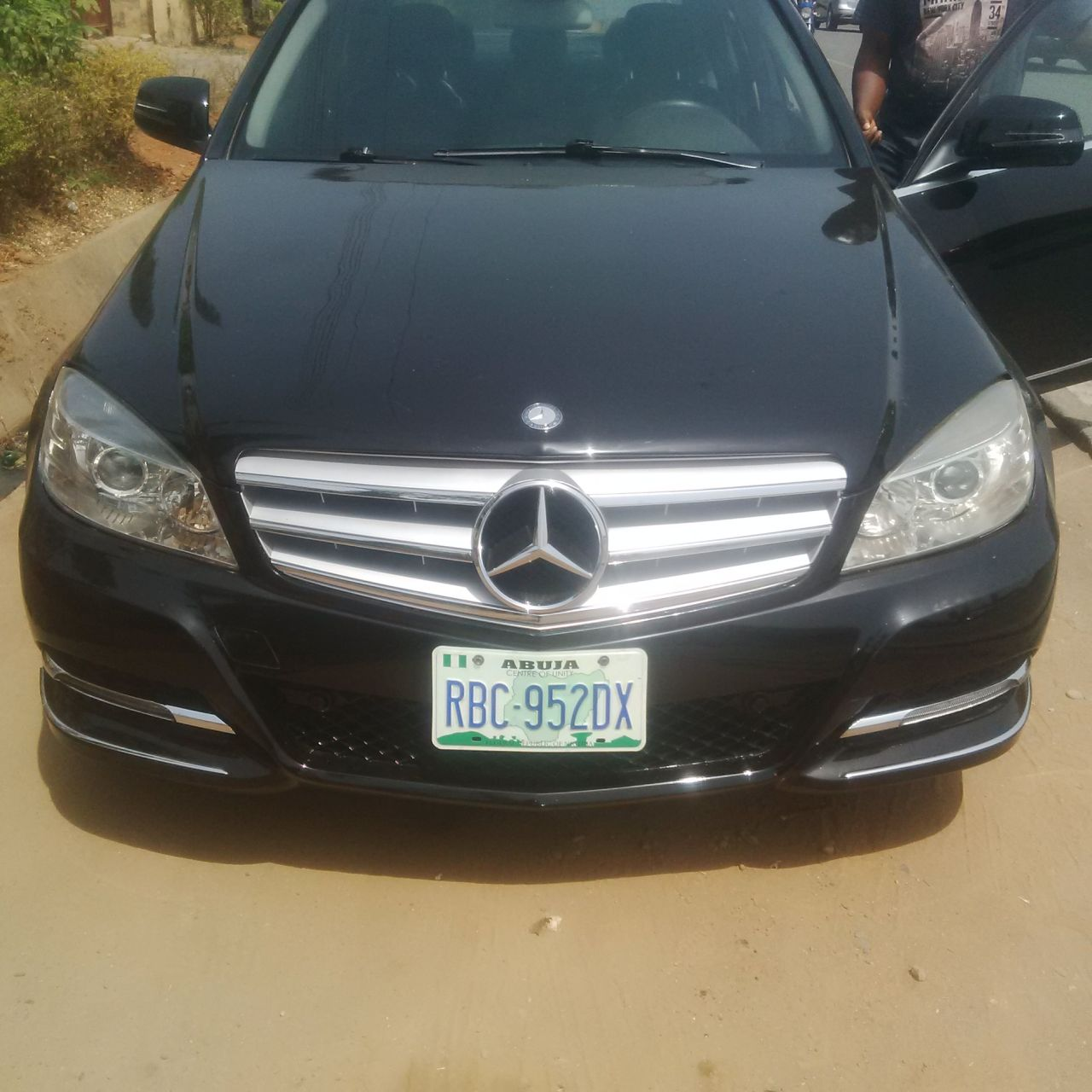 Abj fresh neat 2008 mercedes benz c300 asking price for Mercedes benz inspection cost