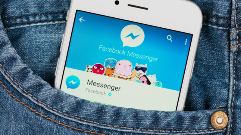 Text, voice calls, and video calls now included. Facebook Messenger ...