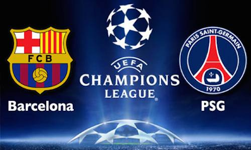 FC Barcelona Vs Paris Saint Germain Live Streaming ...