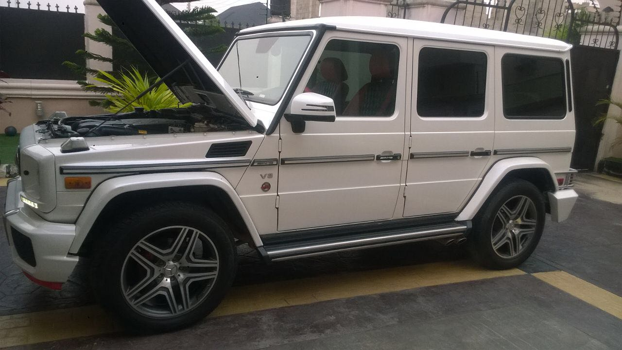 Registered 2005 mercedes benz g55 upgraded to 2014 g63 amg for 2005 mercedes benz g55 amg