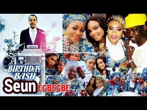 Seun Egbegbe Celebrates 40th Birthday By Giving To The