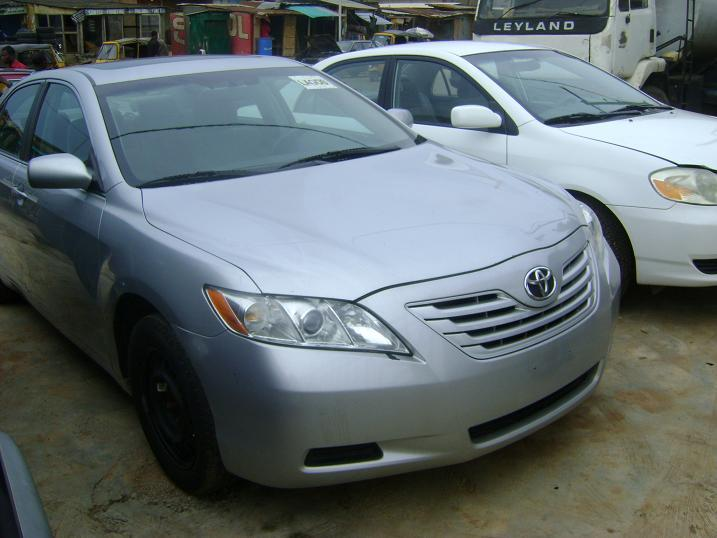 toyota camry 2008 model for sale autos nigeria. Black Bedroom Furniture Sets. Home Design Ideas