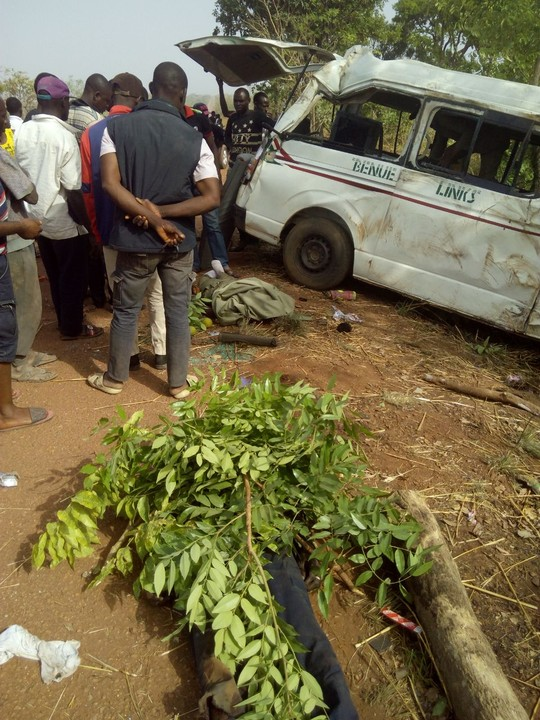 Two NYSC members lost life to tragic accident - Campus Trybe