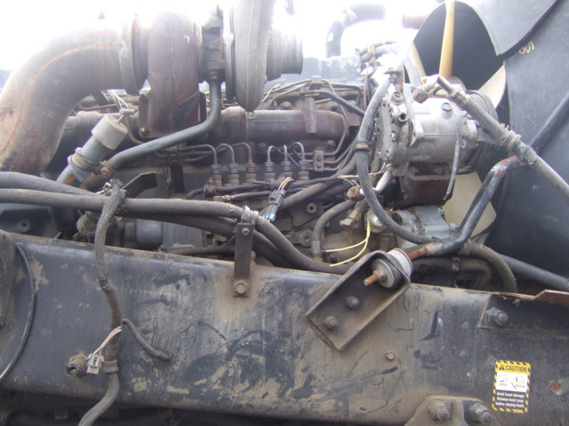 Mack E7 400 Engine Very Clean Excellent Condition