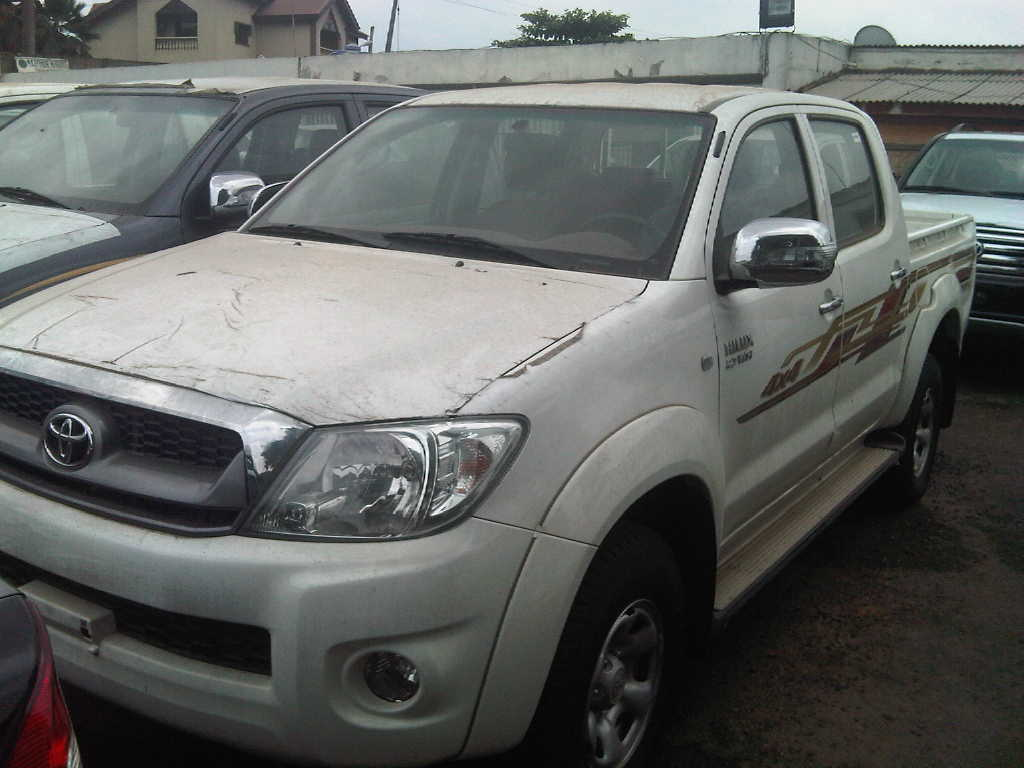 Brandnew Toyota Hilux 2010 Model Available For Sale