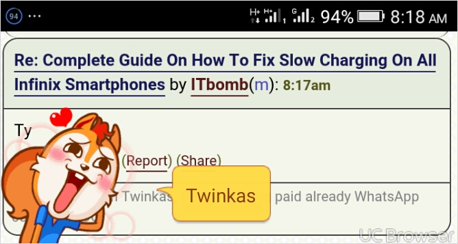 Complete Guide On How To Fix Slow Charging On All Infinix