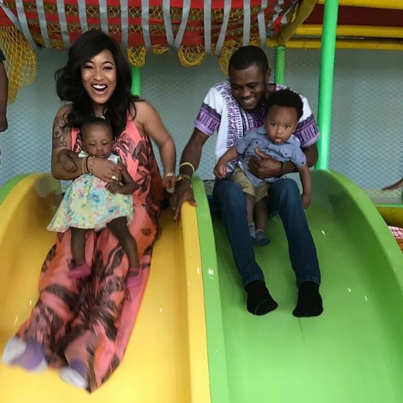 FULL Video:tonto Dikehs Son King Andre 2nd Birthday