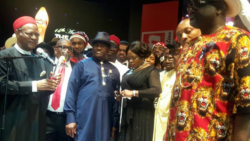 Wike is governor of the year
