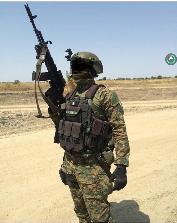 how to join american army from nigeria