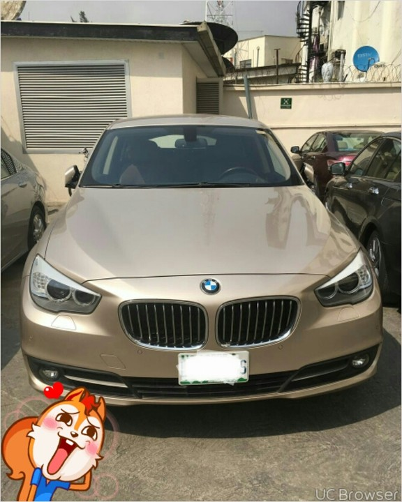 Superclean 2015 BMW GT 535i For N19m