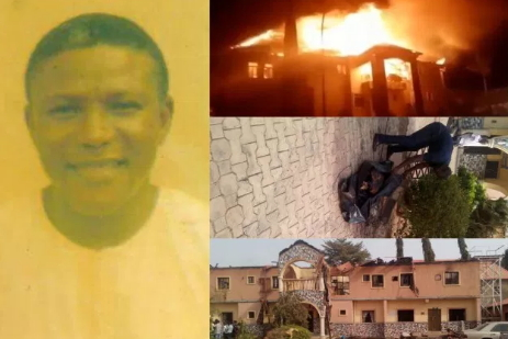 PDP Chieftain Commits Suicide, Sets Himself Ablaze in a Hotel at Abuja