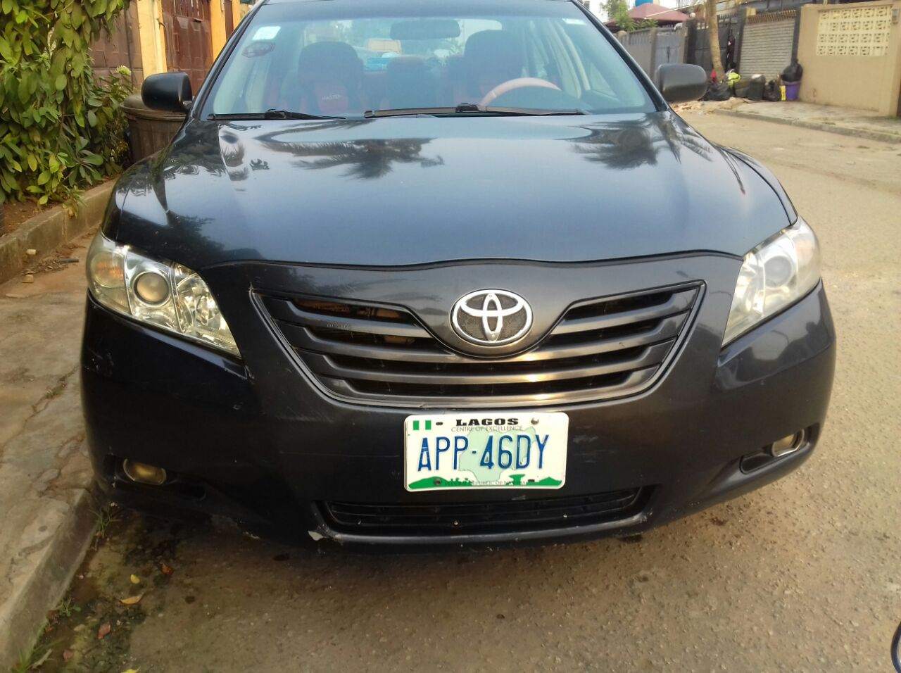 sold toyota camry 2008 for sale autos nigeria. Black Bedroom Furniture Sets. Home Design Ideas