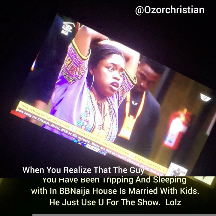 Bisola's Reaction When She Found Out That TTT Is Married