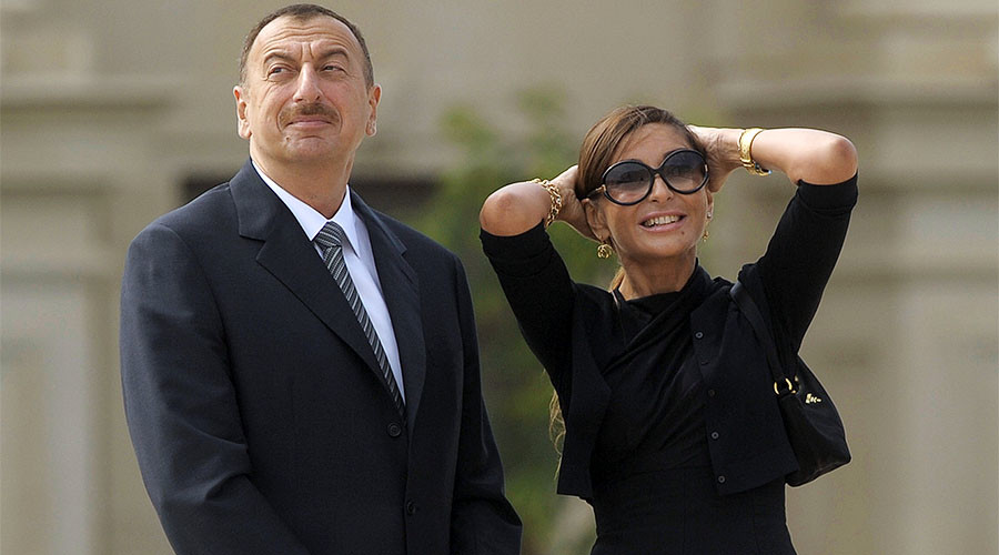 The President Of Azerbaijan Appoints His Wife as Vice President
