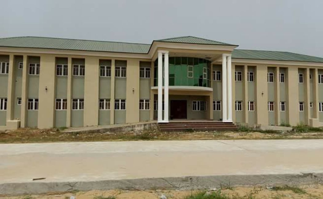 Image result for Ijaw National Academy in Bayelsa