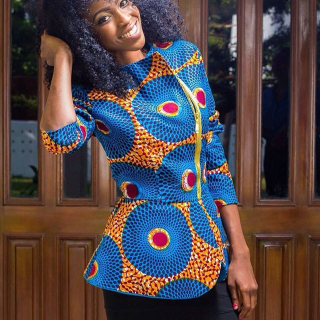 One Word For This Style Fashion Nigeria