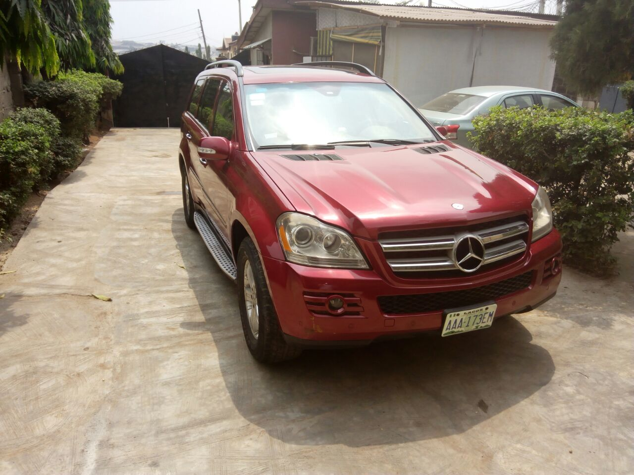 Clean 2009 mercedes benz gl450 for sale autos nigeria for Mercedes benz inspection cost