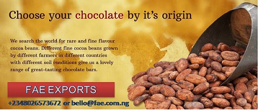 Cocoa Beans For Export - Agriculture - Nigeria