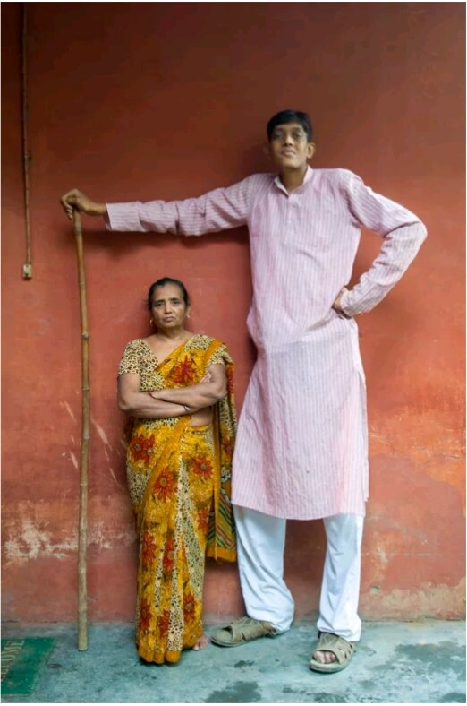 Amazing Pictures Of The Tallest People That Ever Lived ...