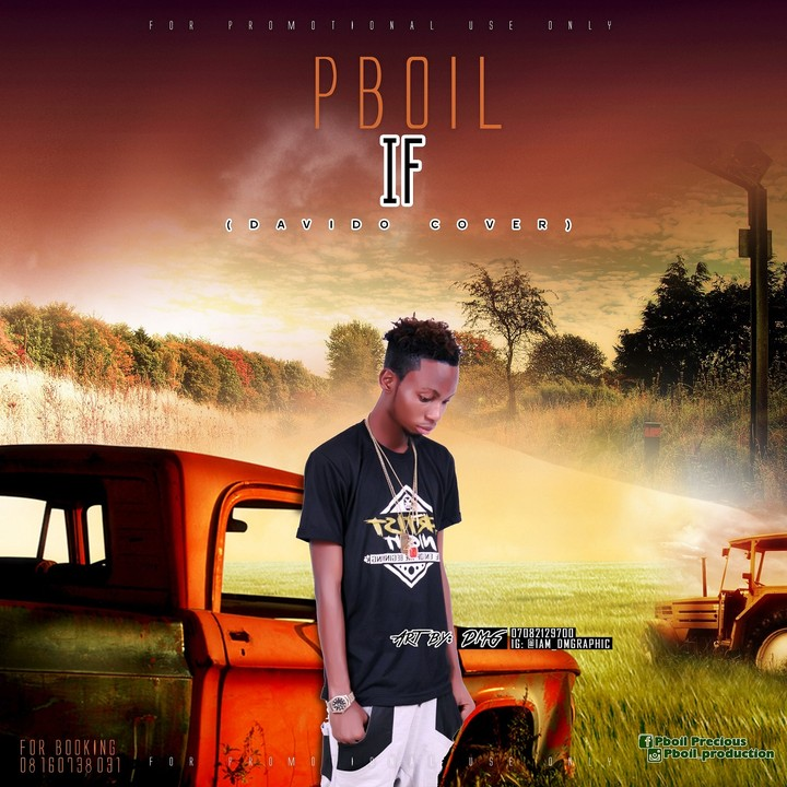 Music: Pboil – If (davido Cover)