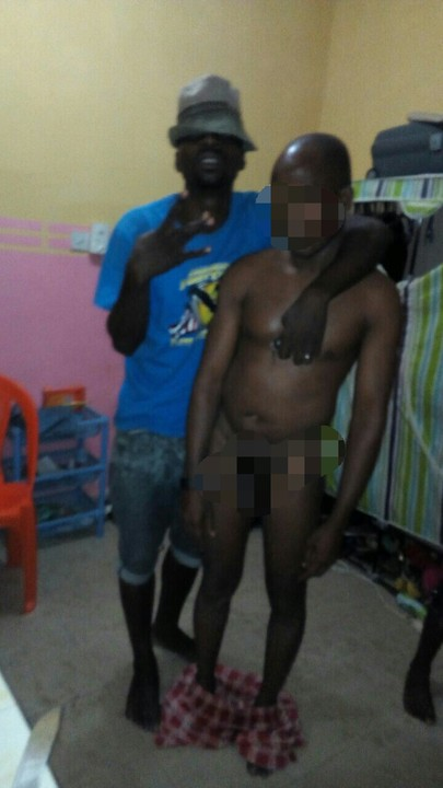 [Photo] Yusuf IBB University Lecturer's S3x Scandal With A Student