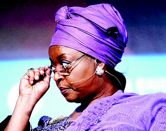 Loot Recovery Diezani And FG In Secret Talks