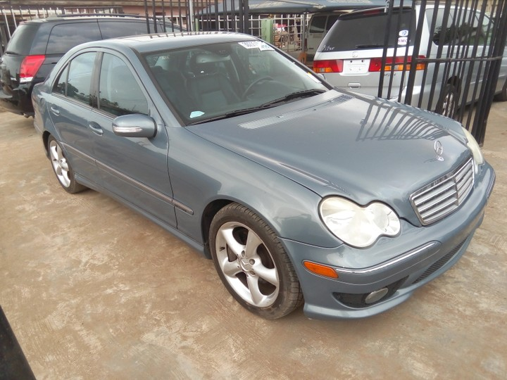 Toks 2005 mercedes benz c230 kompressor for Mercedes benz c230 kompressor 2005