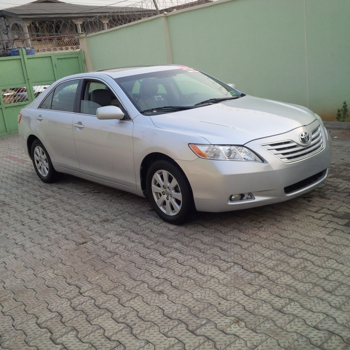 sold tin can cleared 2008 toyota camry xle thumb start 4 cylinder au. Black Bedroom Furniture Sets. Home Design Ideas