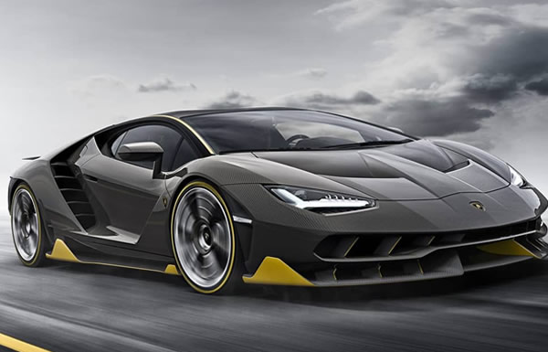 2017 Lamborghini Centenario: One Of The Fast Cars To Beat ...