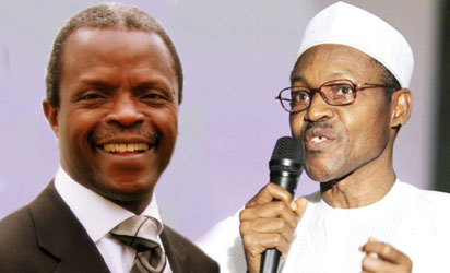 Those Rating Osinbajo Higher Than Buhari Want To Cause Division - Presidency