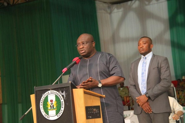 Bring Seized Substandard Tyres To Aba Instead Of Burning Them - Dr Ikpeazu To FG