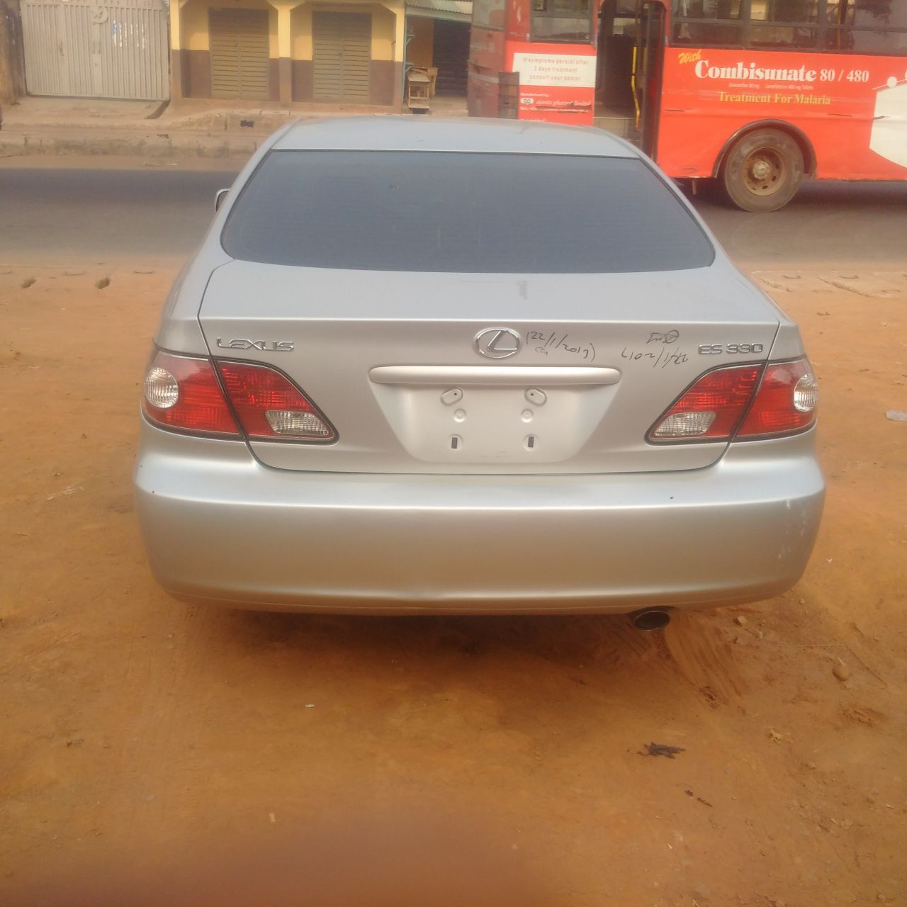 Very Clean Tokunbo 2003 Lexus ES300 (asking 2.3m)