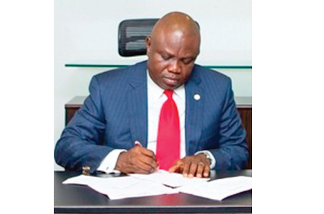 Ambode Converts Mobil And Oando Filling Stations To Bus Terminal