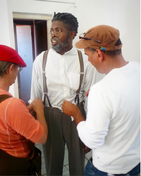 Fans come for Basketmouth after he posted this pic | SEE