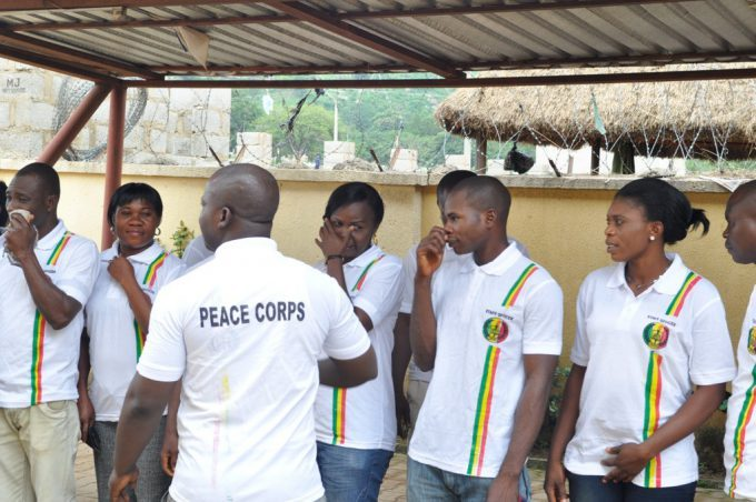 Why We Raided Peace Corps, Arrested Commandant, Others – Nigerian Police