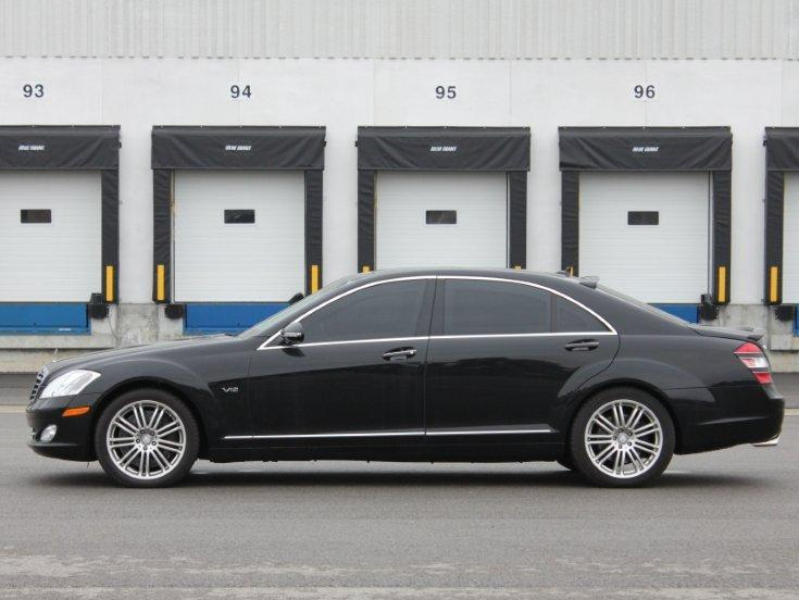 Brand New 2010 2011 Armoured Mercedes Benz S600 52m