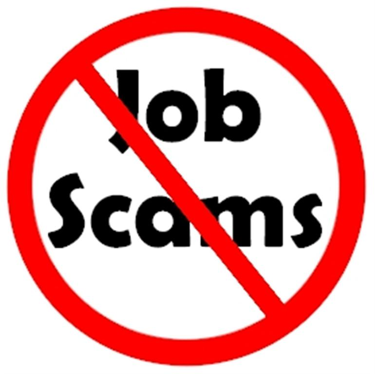 Image result for employment fake jobs