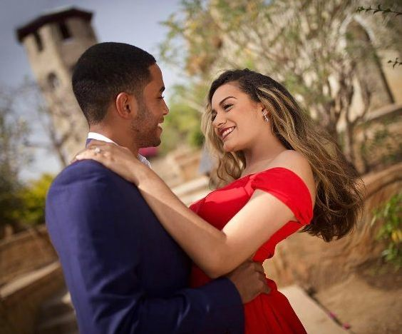 Pre-wedding Photos Of Nadine Mohammed, Amina Mohammed's Daughter