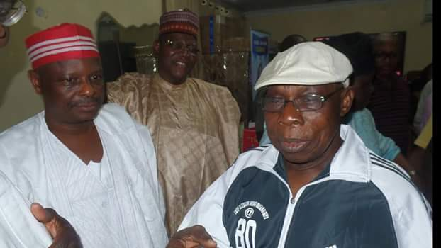 Image result for kwankwaso, obasanjo
